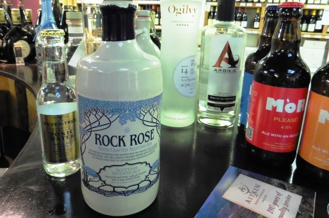 Aitkens - Wines and Spirits Dundee - image Zoe Dawes