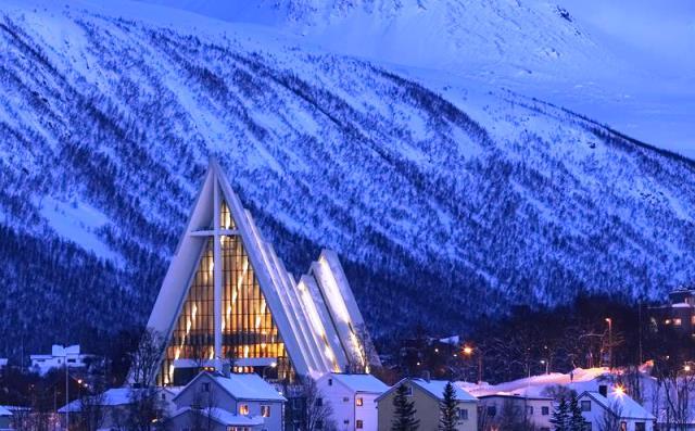 Arctic Cathedral Tromsø