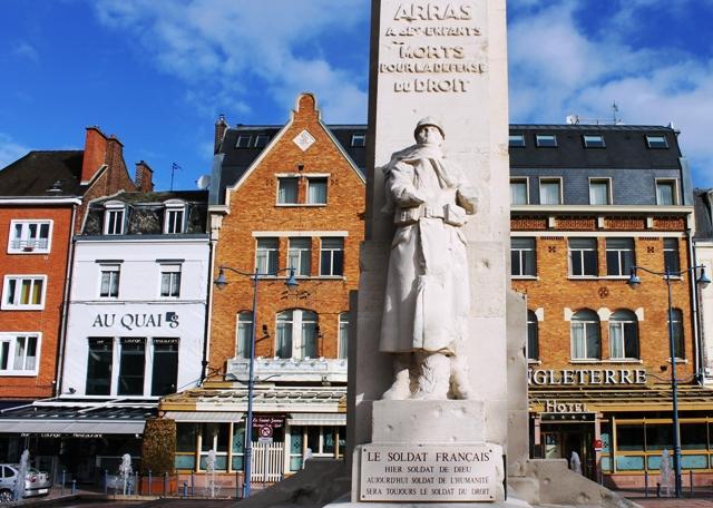 Arras War Memorial - France