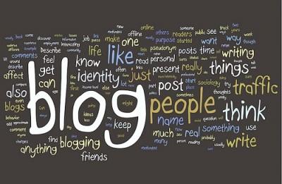 Blogging - image Linkedin.com