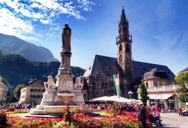 Bolzano / Bozen in South Tyrol