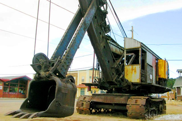 Bucyrus Steam Shovel Nederland USA