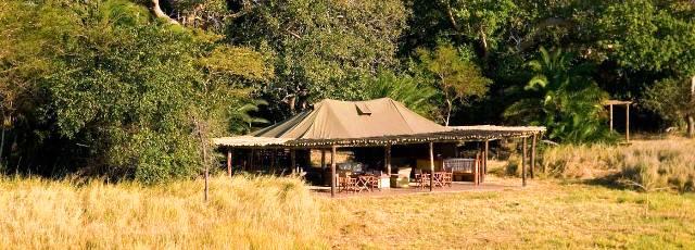 Busanga Bush Camp Zambia