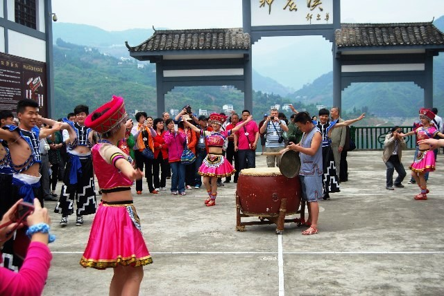 Shenong Stream Cultural Centre - image Keith Kellet