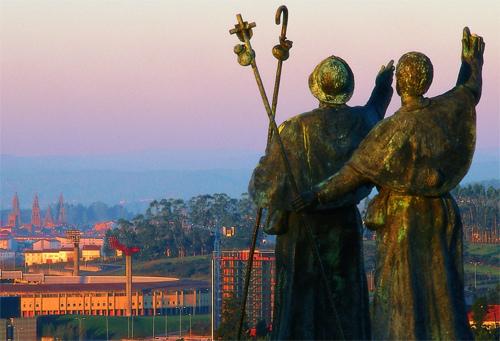 Via de la Plata Santiago de Compostela - c/o Follow the Camino