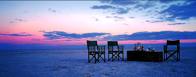 Jack's Camp, Makgadikgadi Salt Pans Botswana, - Luxury Safaari Company, Africa