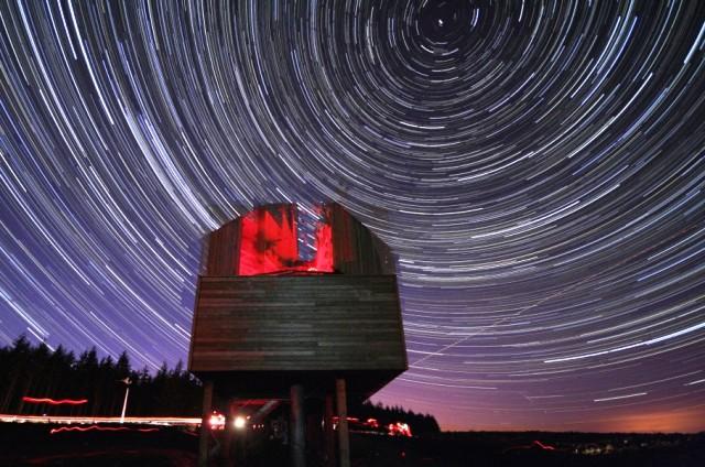 Kielder Observatory Dark Skies Northumberland