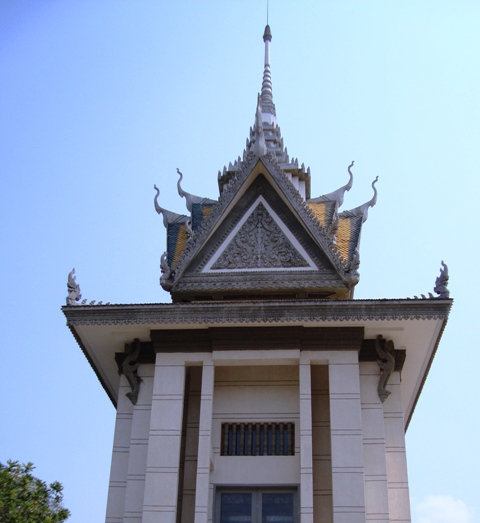 Killing Fields Memorial Cambodia