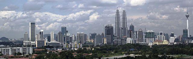 Kuala Lumpur City, Malaysia - photo by Alex Tan