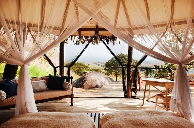 Lamai Nomad Lodge Luxury Safari - Tanzania Africa