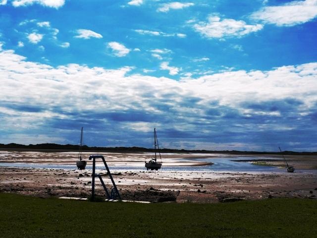 Ravenglass estuary, Cumbria