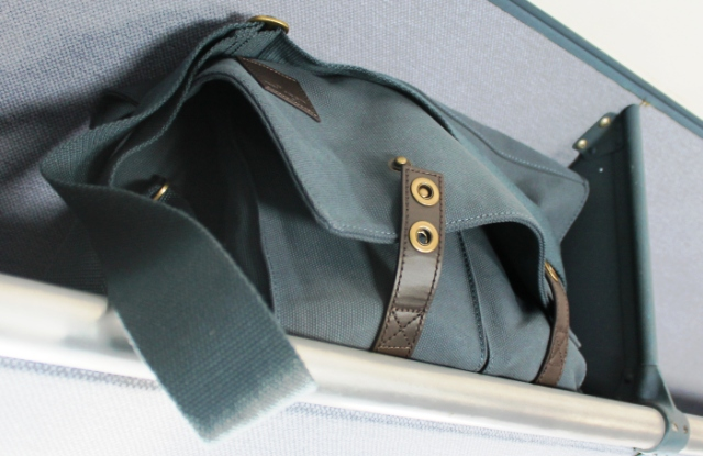 'Mark' the Millican Bag on Dakota DC-3