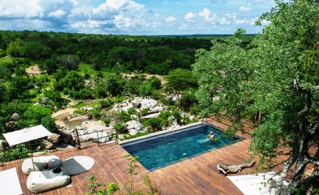 Mwiba River Lodge, Tanzania Africa