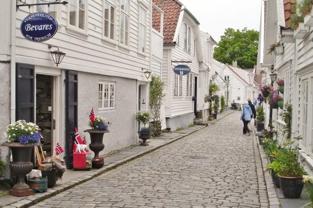 Old Stavanger street