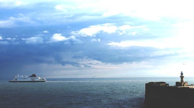 P&O ferry Dover to Calais - image Zoe Dawes