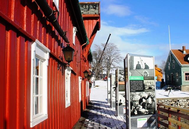 Polar Museum Tromso Norway - image Zoe Dawes