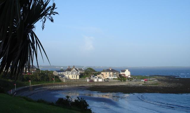 Port St Mary bay