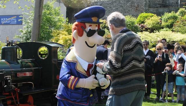 Postman Pat meets John Cunliffe at Kendal Brewery Arts Centre