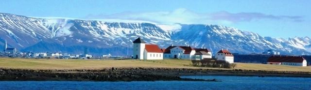 President's Residence Reykjavik