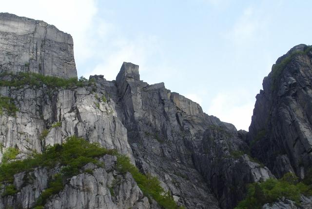 Pulpit rock Lysefjord Stavanger