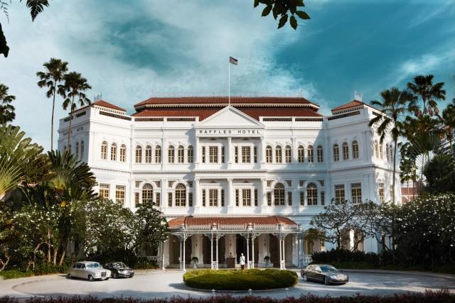 Raffles Hotel Singapore - Mirus Holidays