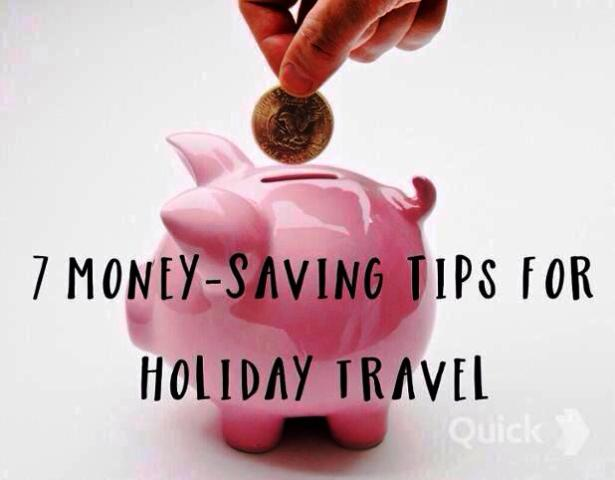 Save money on holiday travel - the Quirky Traveller Top Tips