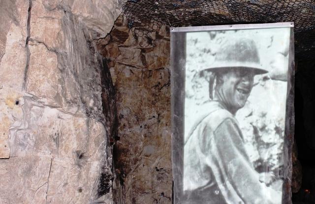 Soldier - Wellington Quarry
