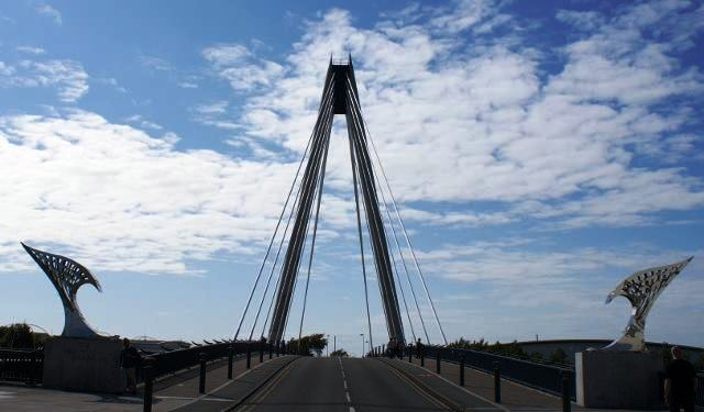 Southport Marine Bridge