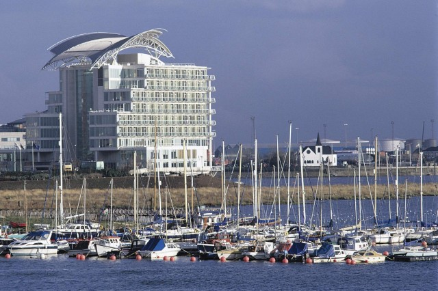 St David's Spa Hotel, Cardiff Bay South Wales