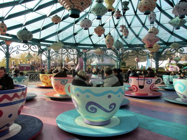 Teacup-ride