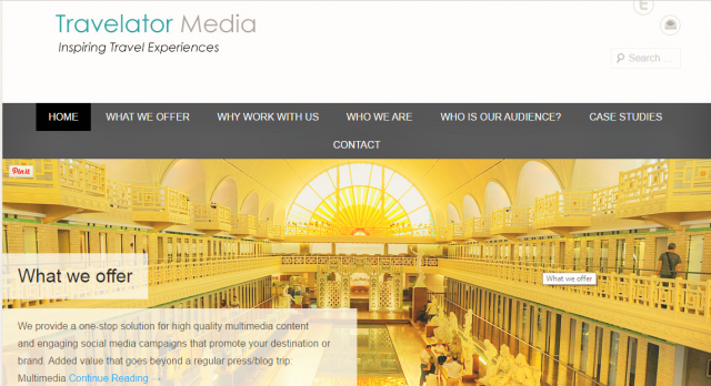 Travelator Media