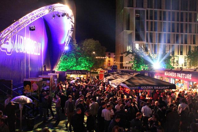 Udderbelly Edinburgh Fringe underbelly.co.uk