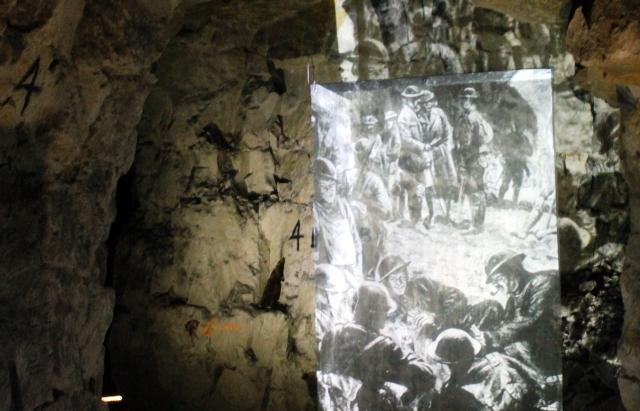 Soldiers - Wellington Quarry soldiers Arras