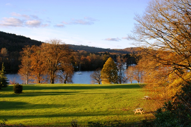 Windermere in Autumn - Lake District - by Zoe Dawes