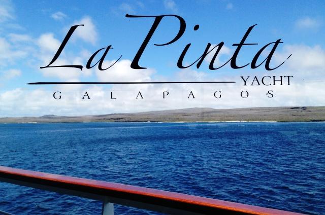 Yacht 'La Pinta' Espanola, Galapagos Islands - image Zoe Dawes