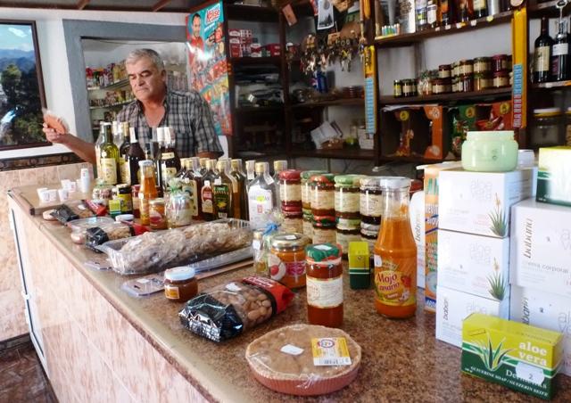 Gran Canaria local produce