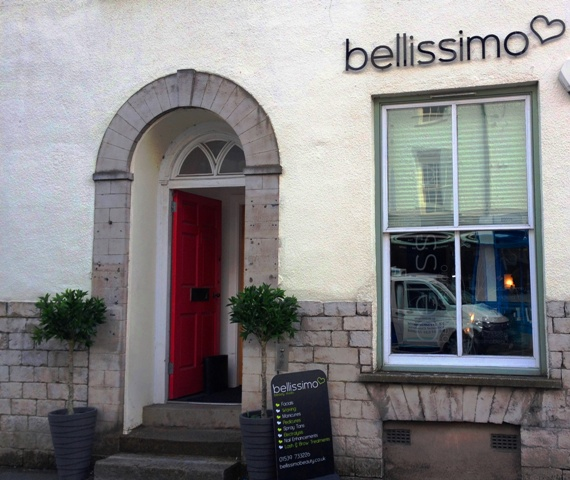 Challenge zoe blissed out at bellissimo beauty salon - Bellissimo hair salon ...