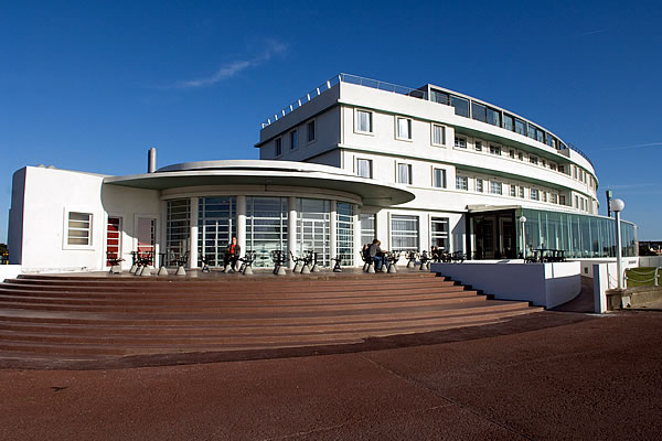 the quirky art deco midland hotel in morecambe