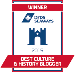 DFDS winner Culture History Travel Blogger