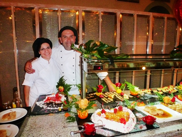 Bahia Pastry chefs and desserts - Tenerife - by Zoe Dawes