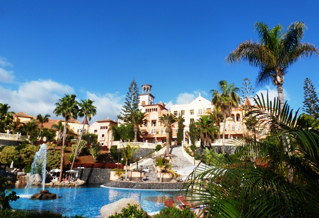 Luscious luxury at Bahia del Duque Resort, Adeje, Tenerife