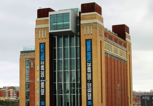 The Baltic Centre for Contemporary Arts - Newcastle Gateshead - by Zoe Dawes
