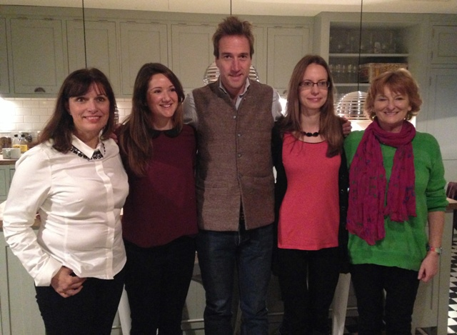 Ben Fogle and Celebrity Cruises 'Destination Bloggers'