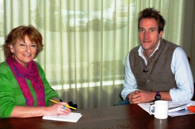 Ben Fogle interview for The Quirky Traveller