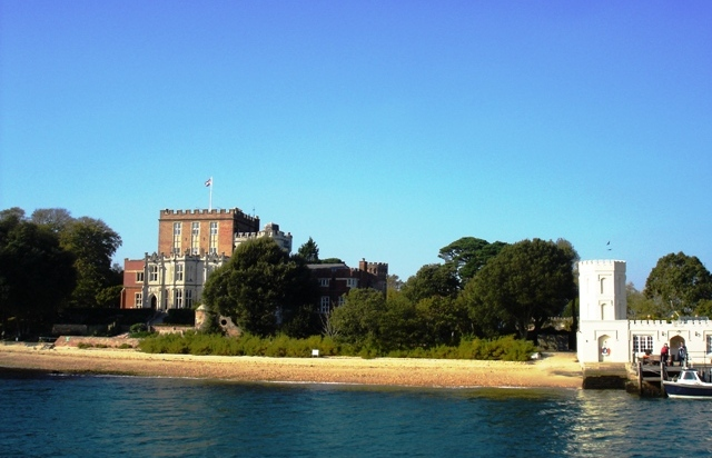Brownsea Island, Poole - photo by Zoe Dawes