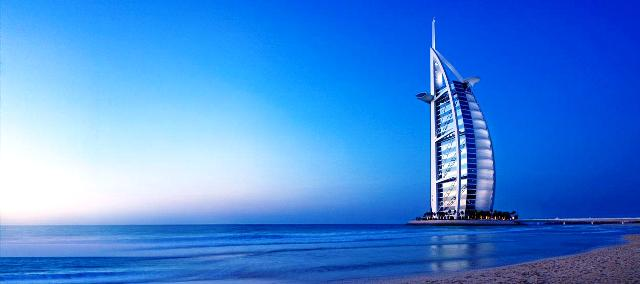 Burj al Arab Hotel - photo by Jumierah.com