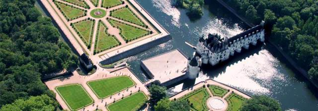 Chenonceau Chateau in Loire Valley - photo by chenonceau.com
