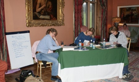 Travel Writing Workshop - Leighton Hall