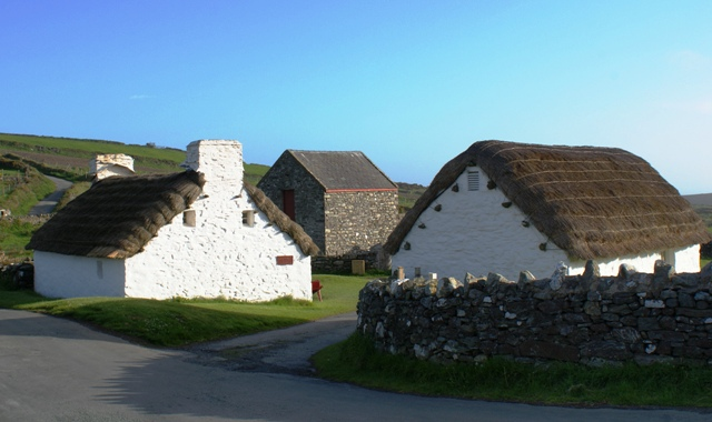 Cregneash National Folk Museum - Isle of Man photo by Zoe Dawes