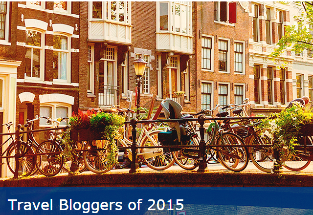 DFDS Best Travel Bloggers 2015